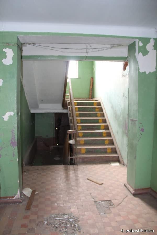 Воскресенское лестница