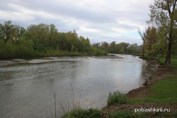 Река в Башкирии