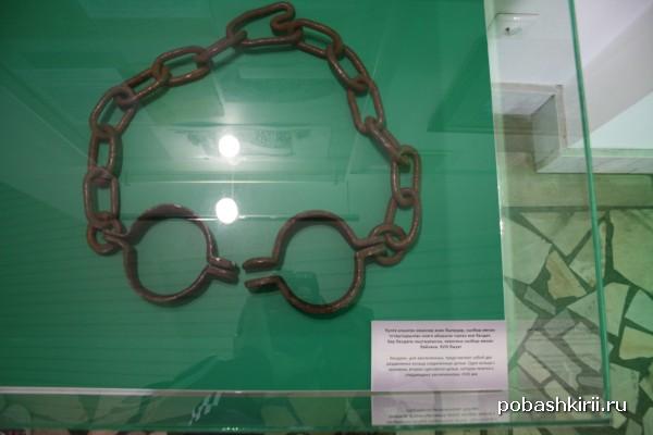 Кандалы для заключенных, 18 век