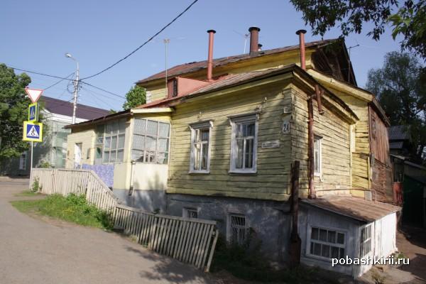 Уфа, дореволюционная архитектура
