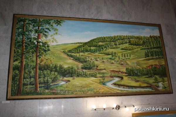 Деревня Азналино - родина Юлая Азналина, отца Салавата Юлаева
