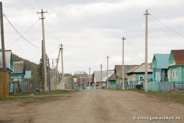 Деревня Алькино Салаватский район Башкортостан