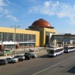 Железнодорожный вокзал Уфы