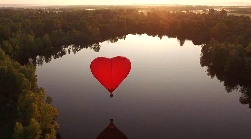 Полет на воздушном шаре над Уфой может совершить каждый!