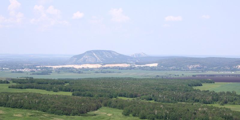 Шихан Куштау в Башкортостане
